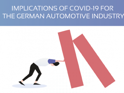 Implications of COVID-19 for the German automotive industry