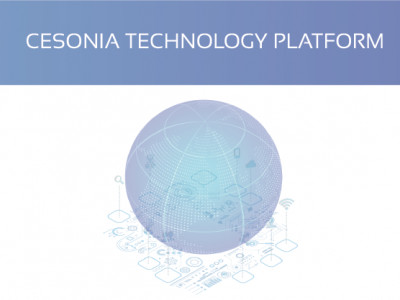 Cesonia Technology platform