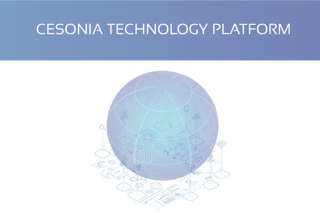 Cesonia Technology platform